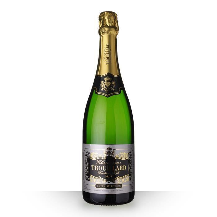 Trouillard Extra Sélection Brut 75cl - Champagne