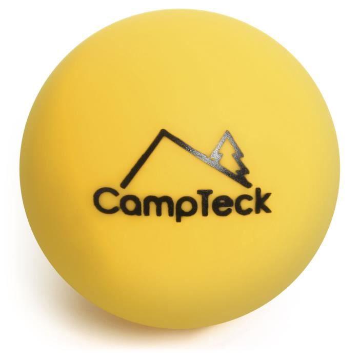 CampTeck U7025 - - Balle de Massage en Silicone, Balle Automassage Myofasciales, Boules de Massage (Doux- Moyen - Dur