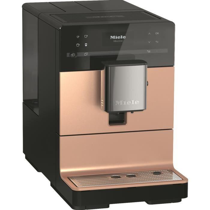 MIELE CM 5510 Silence CU Expresso broyeur automatique - couleur Bronze