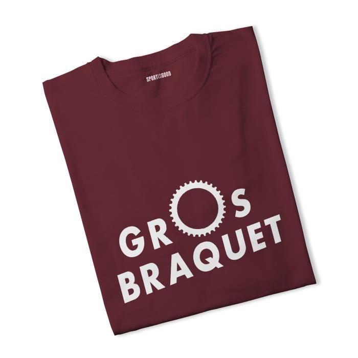T-shirt femme Gros Braquet