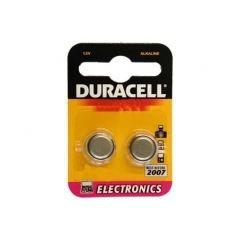 Pile-bouton Duracell type-réf. LR43 (2 unités s…