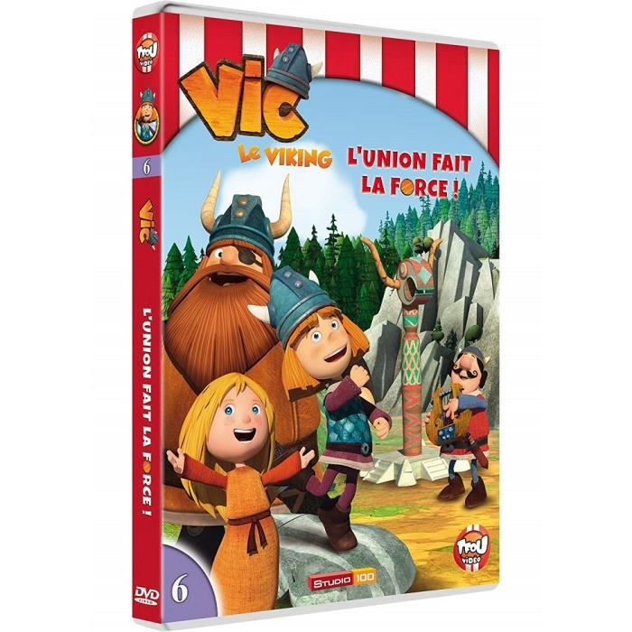 Vic le viking volume 6 L'union fait la force ! DVD