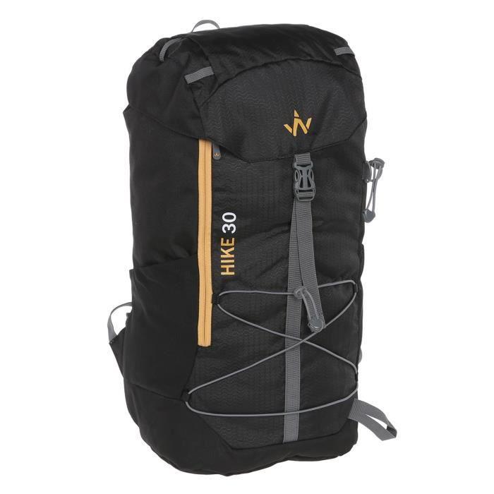 WANABEE Sac à dos de randonnée Hike 30 - Noir