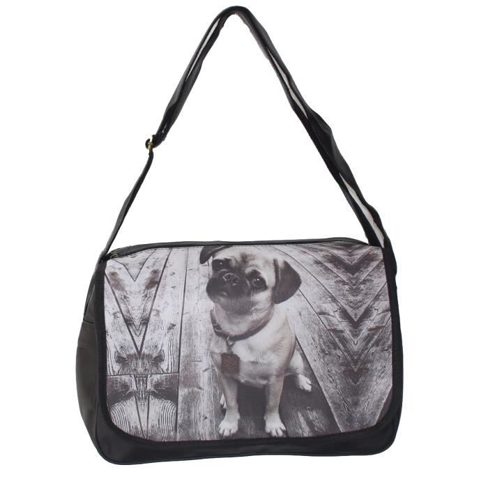 sac bandouliere besace reporter usa bouledogue achat vente sac bandouliere besace repo. Black Bedroom Furniture Sets. Home Design Ideas