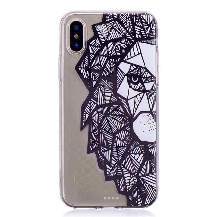 coque anime iphone x