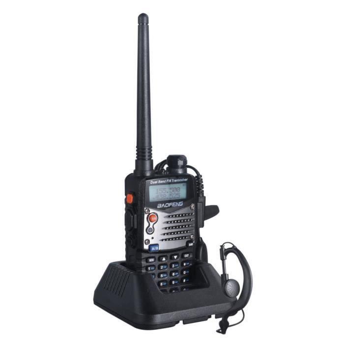 TALKIE-WALKIE Baofeng UV-5RA+ talkie walkie radio portable trans
