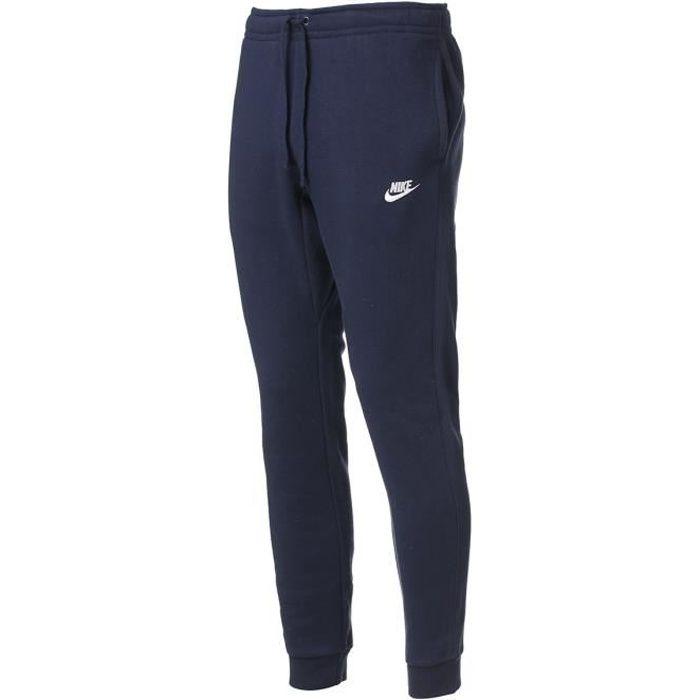 jogging nike hommes bleu