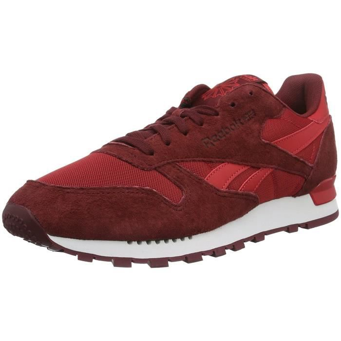 Ele Aq9793 Pour Homme Sneakers Reebok Leather Classic Clip nmvN8w0O