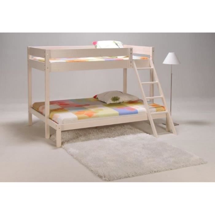 Ikea lit superpos 3 places ikea stuva loft bed with drawers doors whitepink - Ikea lit superpose blanc ...