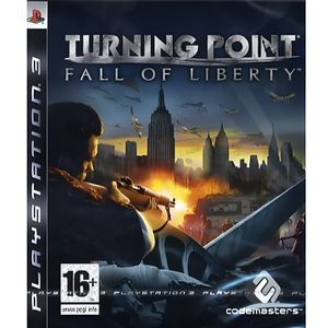 JEU PS3 TURNING POINT FALL OF LIBERTY / Jeu console PS3