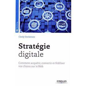 LIVRE GESTION Stratégie digitale