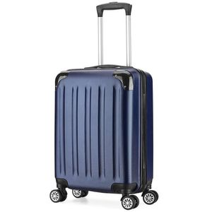 VALISE - BAGAGE Valise Trolley cabine 55cm bagage a main ABS 4 rou