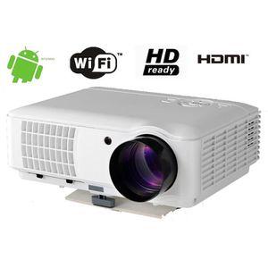 Vidéoprojecteur 4000 Lumen Résolution Native 1920x1080 FULL HD 700