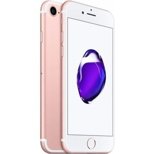 SMARTPHONE iPhone 7 256 Go Or Rose Reconditionné - Comme Neuf