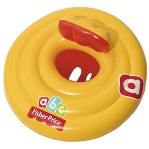 BOUÉE - BRASSARD Bestway - Siège bouée gonflable pour bébé Fisher P
