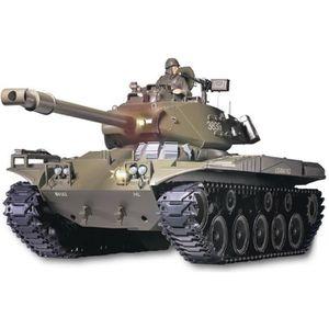 VOITURE - CAMION Tank Radiocommandé Walker Bulldog US M41A3 1:16ème