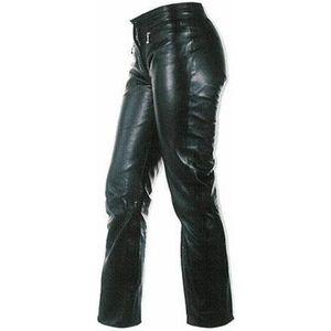 VETEMENT BAS Jeans Femme Pantalon Cuir Mode M...