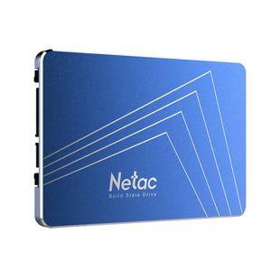 DISQUE DUR SSD Netac N600S SSD 256 Go Disque SSD Flash NAND 2,5 p