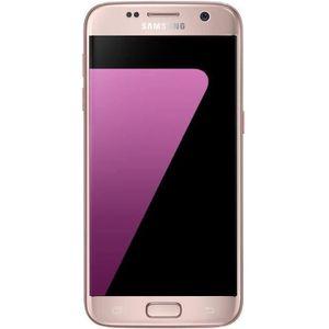 SMARTPHONE Samsung Galaxy S7 32 go Rose - Reconditionné - Com