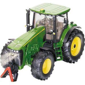 VOITURE - CAMION SIKU Tracteur John Deere 8345 Radiocommandé - Coff