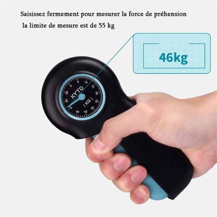 PoignÉE Mixte-Poignée de pointeur fitness test haute qualité-bleu MZ™