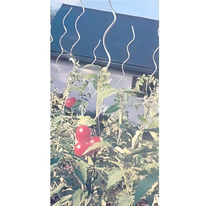 Tuteur tomates spirale h1m80 140181