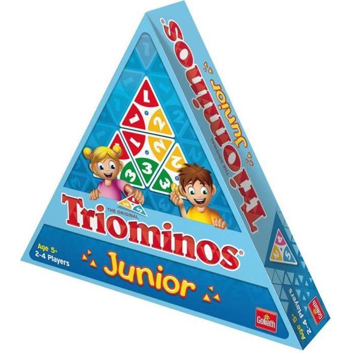 Goliath - Triominos Junior - Jeu d'enfants