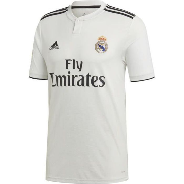 Maillot domicile Real Madrid 2018/19