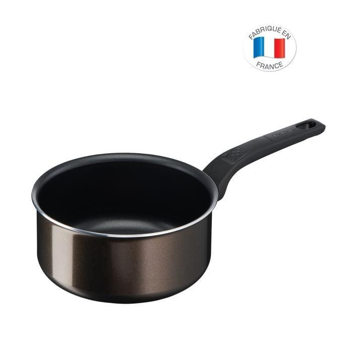 TEFAL Casserole Easy Cook Clean - Ø 18 cm - 2,1 L - Tous feux sauf induction