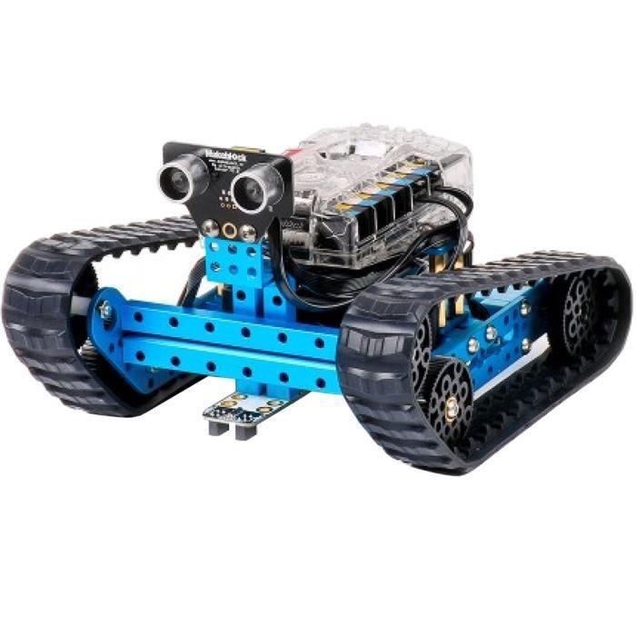 MÉCANIQUE - ÉLECTRIQUE.  Kit Robot Makeblock mBot Ranger 3in1 éducatif avec