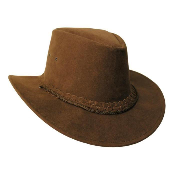 Homme Kakadu Traders Australia Chapeau Western
