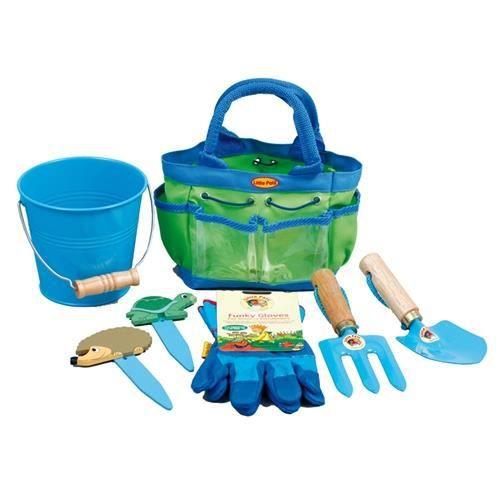 Sac De Jardinage Enfant 6 Accessoires Achat Vente Lot Outils De Jardin Sac De Jardinage Enfant 6 A Cdiscount