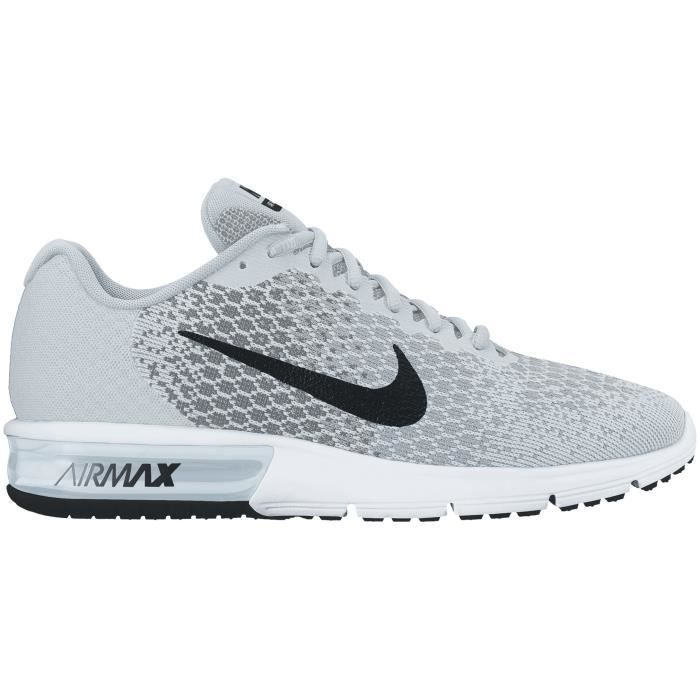 huge discount e947c 2a104 BASKET NIKE Air Max Sequent 2 Chaussures de course pour h