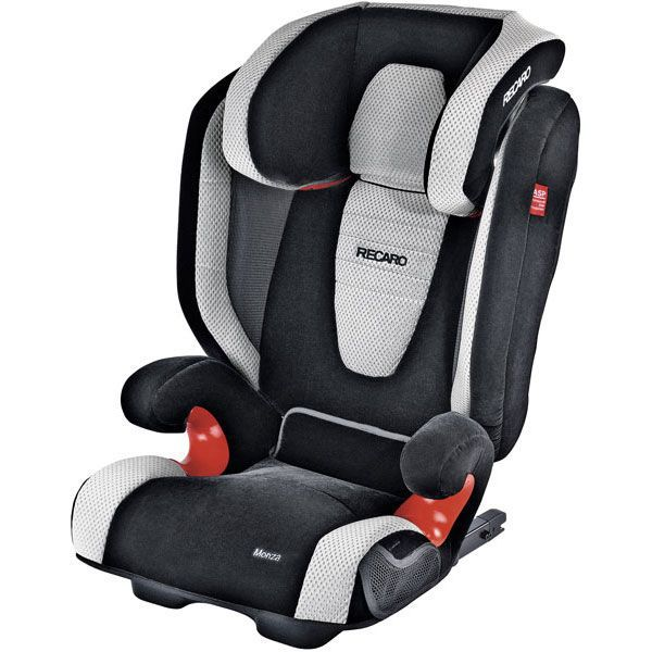 recaro si ge auto monza seatfix gr2 3 black silver achat. Black Bedroom Furniture Sets. Home Design Ideas