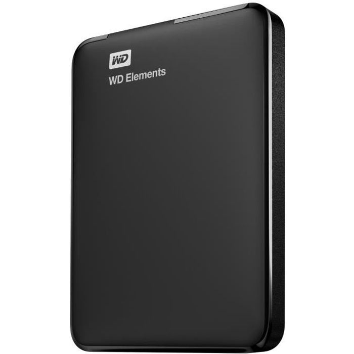 DISQUE DUR EXTERNE Western Digital Elements Portable Disque dur exter