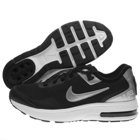 los angeles 08e36 e5a9b Baskets Nike Air Max Lb (Gs) Noir Noir - Achat   Vente basket - Cdiscount