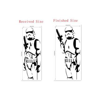 stickers star wars achat vente pas cher. Black Bedroom Furniture Sets. Home Design Ideas