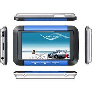 LECTEUR MP4 Baladeur Lecteur MP3/MP4/MP5 - 8 Go - Grand écran