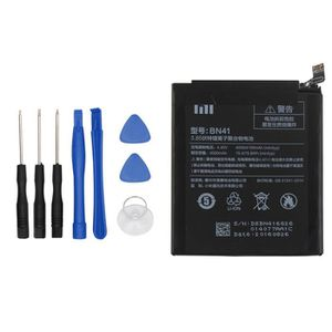 Batterie téléphone Originel 4000mAh Batterie Pour Xiaomi Redmi Note 4
