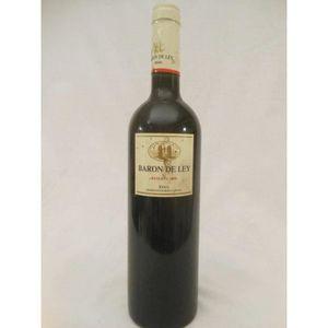 VIN ROUGE baron de ley rouge 2000 - rioja espagne