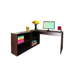 BUREAU  Bureau d'angle Contemporain décor Table informatiq