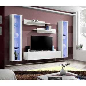 MEUBLE TV PRICE FACTORY - Meuble TV FLY A2 design, coloris b