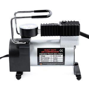 COMPRESSEUR AUTO Compresseur d'air électrique de pompe de gonfleur