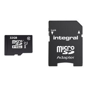 CARTE MÉMOIRE INTEGRAL Carte mémoire flash Integral UltimaPro -