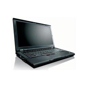 Vente PC Portable Ordinateur portable Lenovo ThinkPad T410 2Go 160Go pas cher