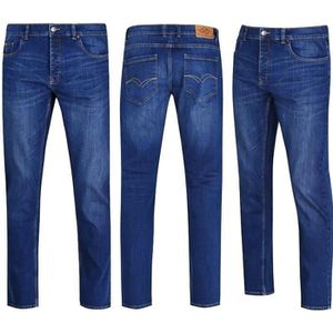 JEANS LEE COOPER Jean Homme Stone Wash - Coupe droite -