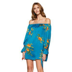 ROBE Robe Empire Mini robe de la femme YNTMY Taille-36