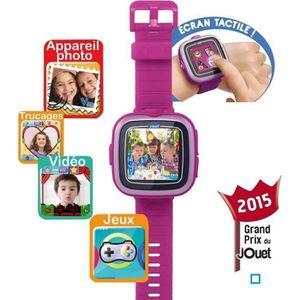 APPAREIL PHOTO ENFANT VTECH Kidizoom Smartwatch Connect Mauve