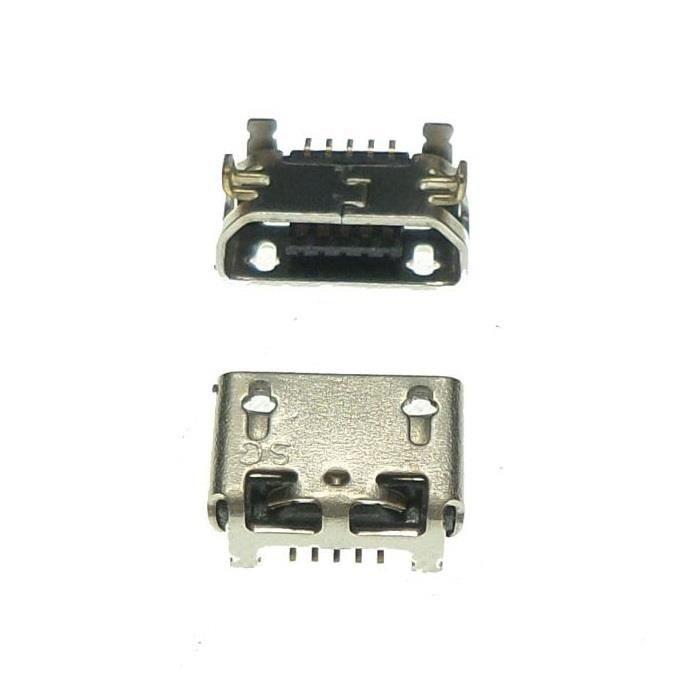 Connecteur de Charge USB pour Wiko Lenny 4
