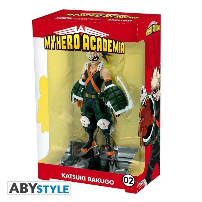 MY HERO ACADEMIA - Figurine -Katsuki Bakugo-